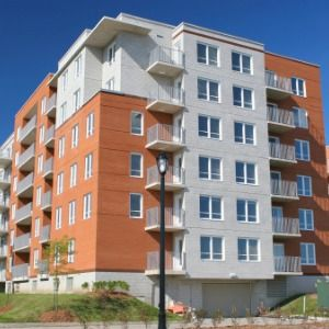commercial appraisal of apartment buildings